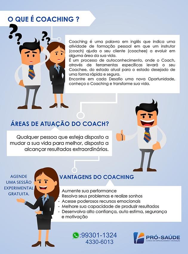 Conheça o Coaching e transforme a sua vida - Conheça o Coaching e transforme a sua vida!