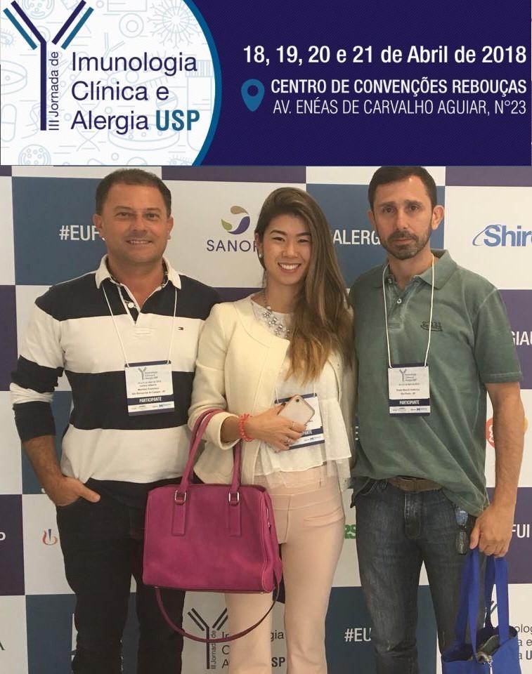 Congresso - III Jornada de Imunologia Clínica e Alergia USP