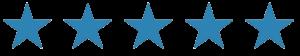 5 stars blue 300x56 - Página Inicial