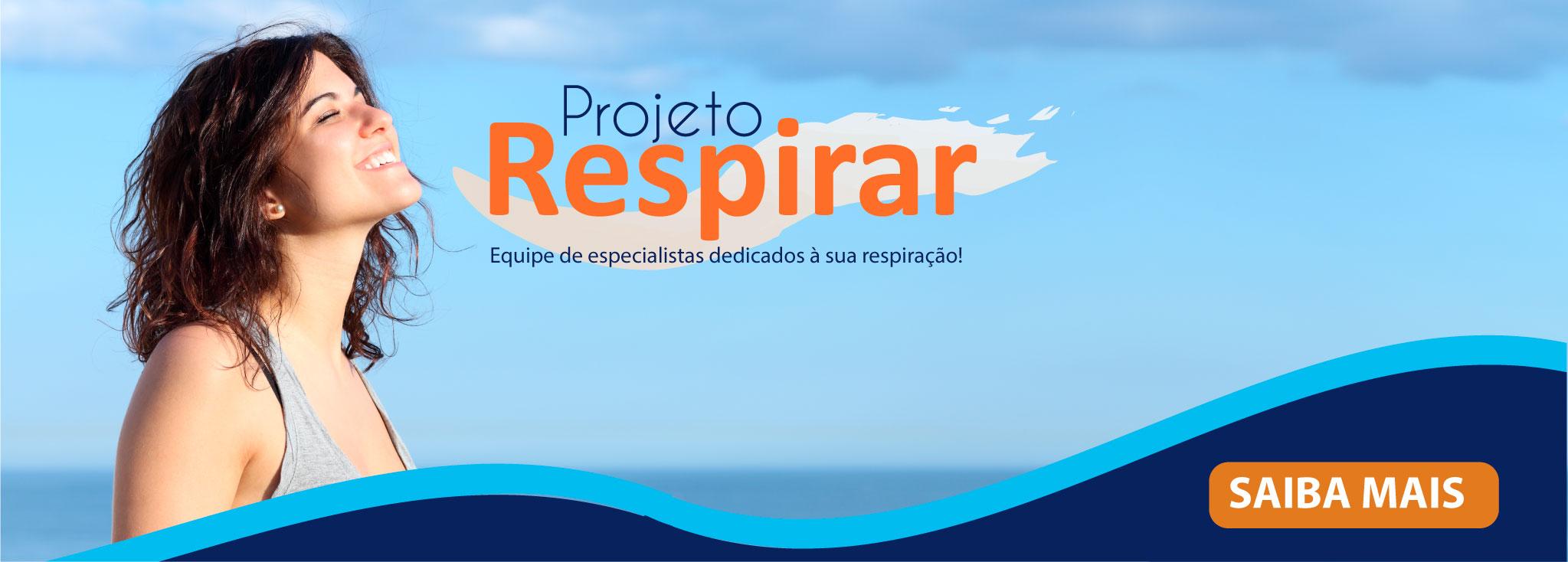 Respirar site - Clínica Pró-Saúde - Especialidades Médicas e Vacinação