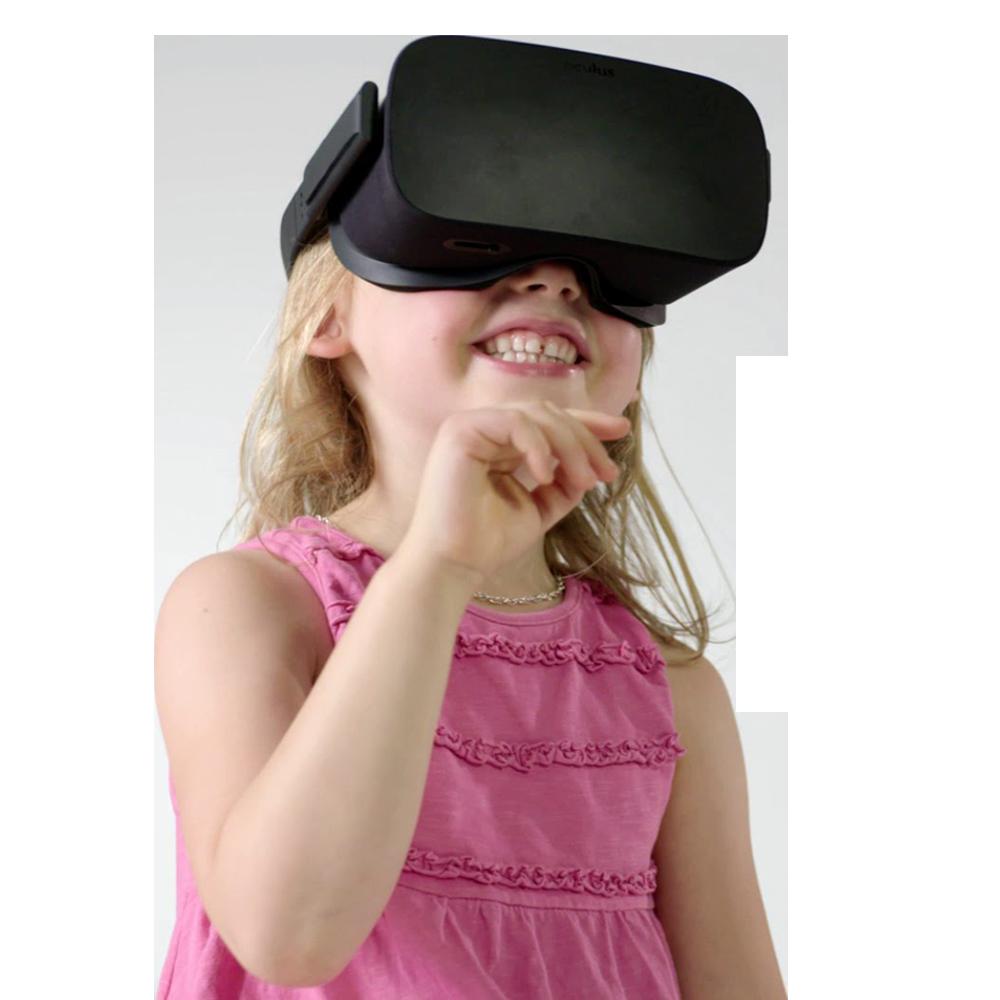 Criança VR - Vacinação sem dor