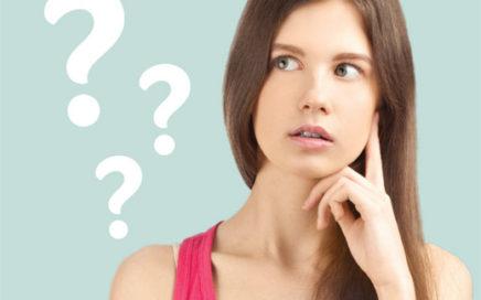 menina adolescente duvida 436x272 - Mitos e Verdades da Gripe